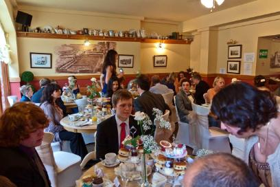 Corby S Tea Rooms Ramsgate